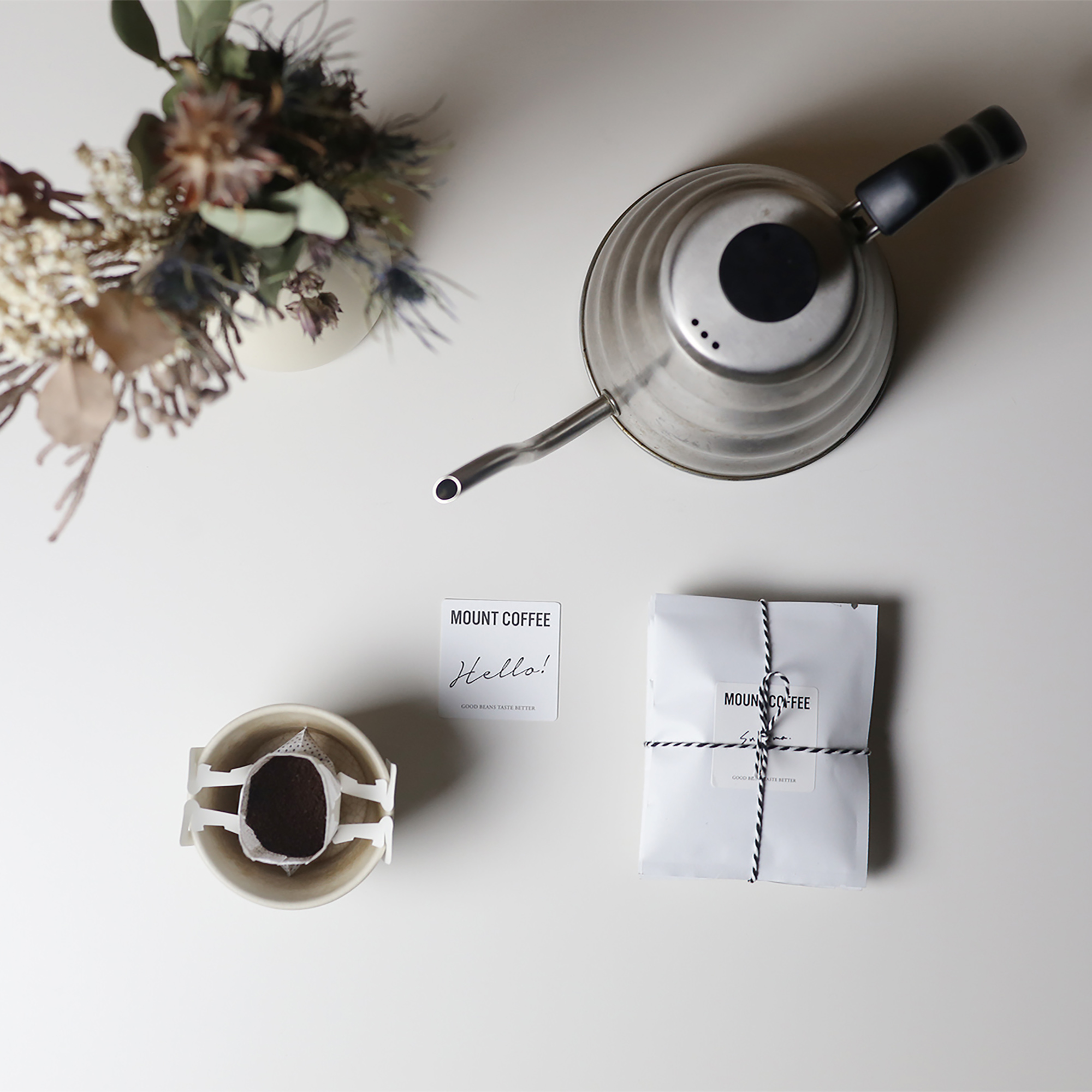 mount coffee Sukima.blend drip pack / マウントコーヒー×スキマブレンドドリップパック