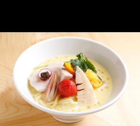 【3食入り】鶏白湯かけSoba