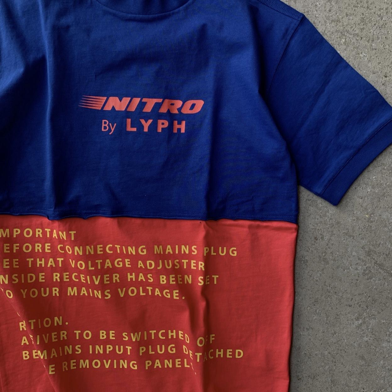 LYPH - LONGBEACH T-SHIRT
