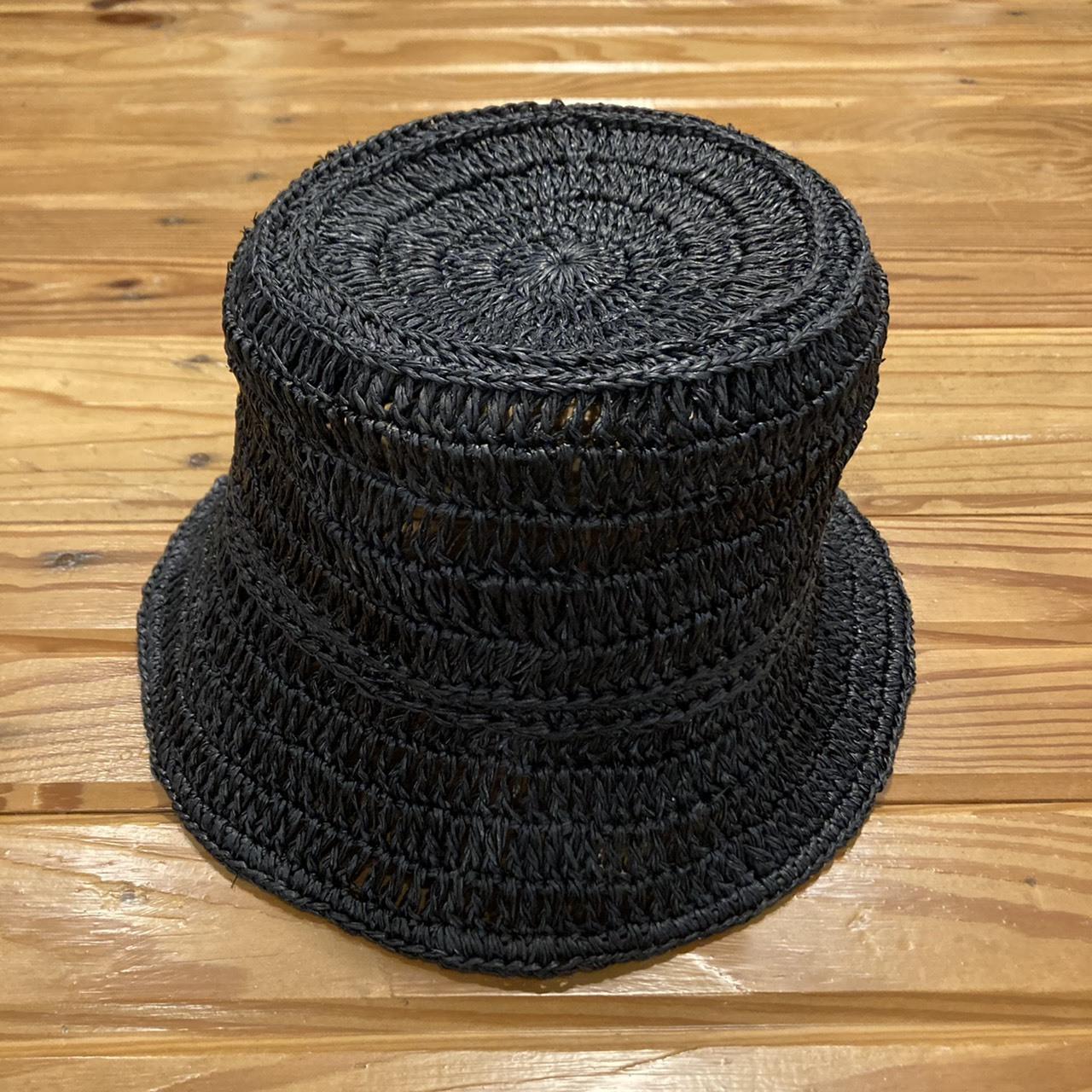 MARIHOJA #Twist Raffia Bucket Hat