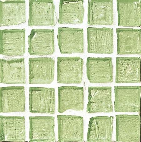 Staind Grass Mosaic【Aspen Green/Natural】ステンドグラスモザイク【アスペングリ-ン/ナチュラル】