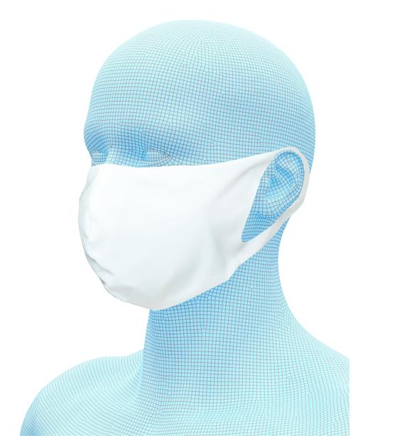 【5月23日全国販売開始予定】オンヨネ ハイブリットタイプマスクSK(ドライアップ制菌繊維)