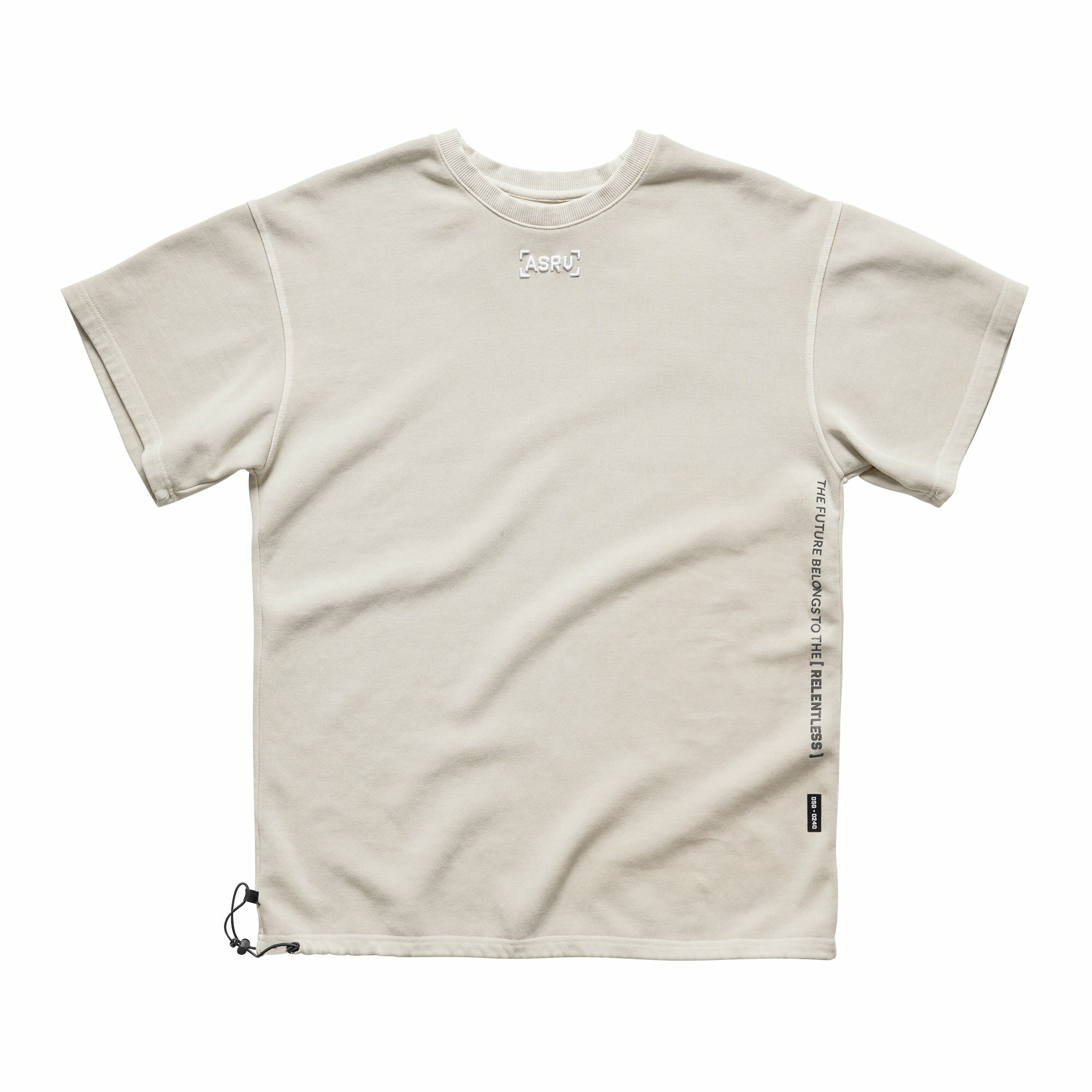 【ASRV】SilverPlus® テクニカルTシャツ - Off-White