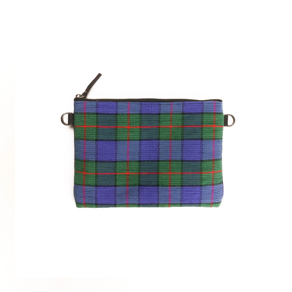 Flat Pouch / Green × Red : 2110100300400