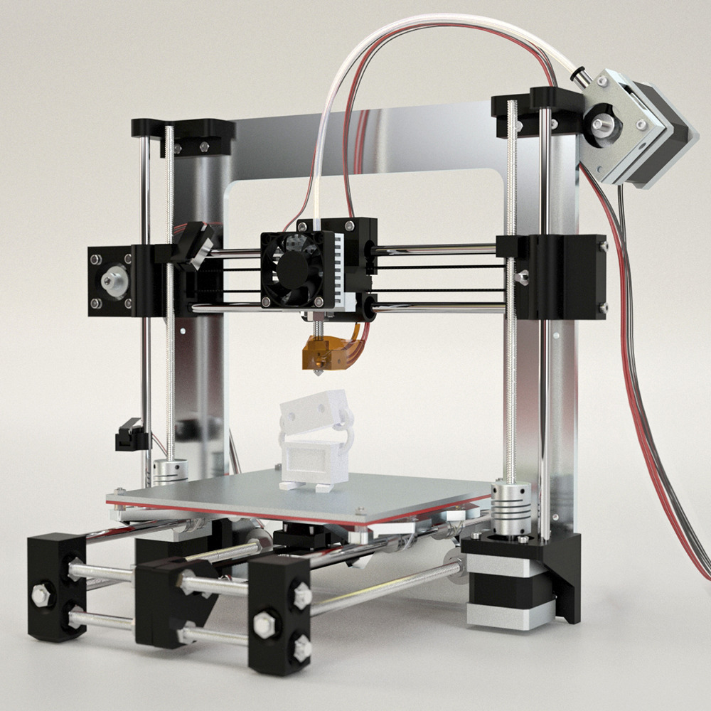 atom 3D プリンター (組立キット・組立調整サービスセット) - 画像2