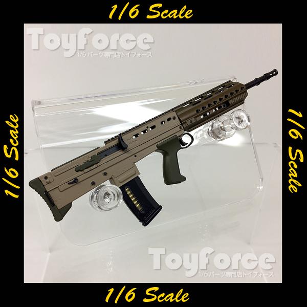 【05622】 1/6 ライフル L85A3 GreenWolfGear