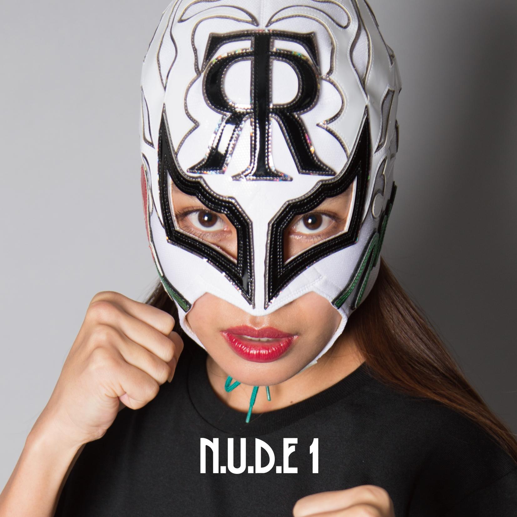 N.U.D.E 「N.U.D.E 1」 アナログレコード