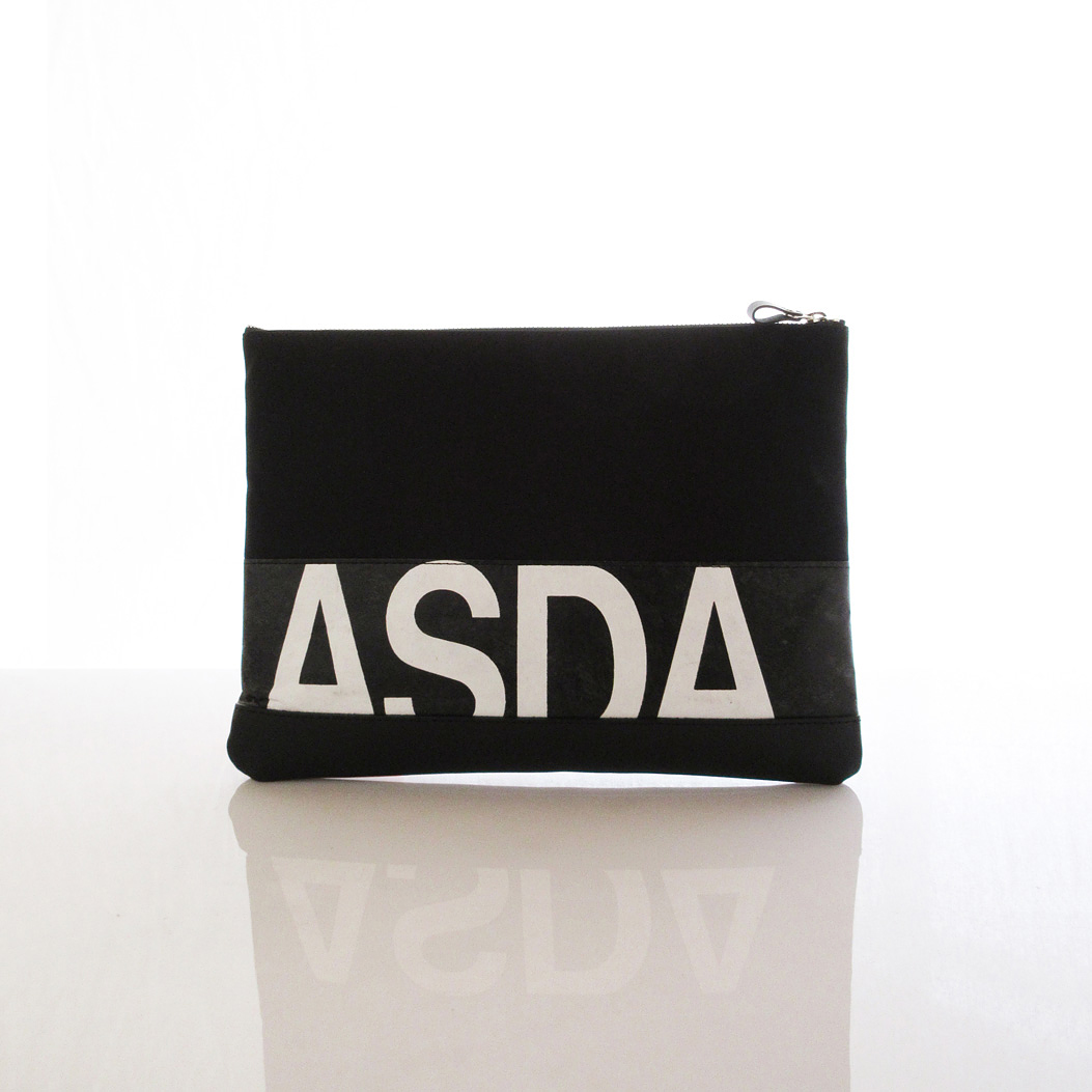 Clutch Bag / Black  CLB-0003
