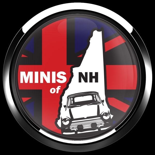 ゴーバッジ(ドーム)(CD0880 - CLUB MINIS of NH) - 画像3