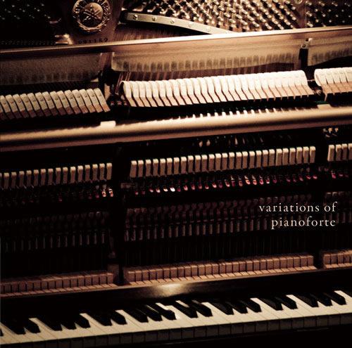 Variations of Pianoforte   V.A