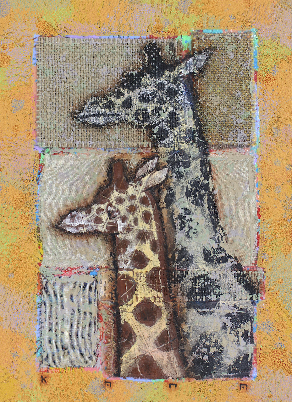 金丸悠児「Giraffe」