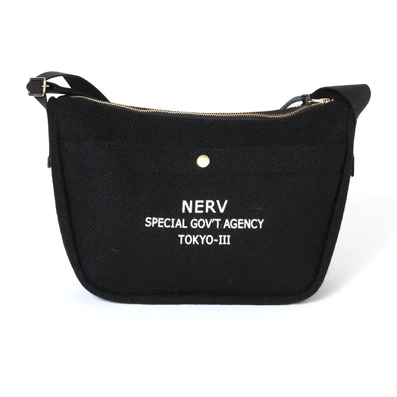 EVA × Harris Tweed Shoulder Bag (ブラック) / RADIO EVA