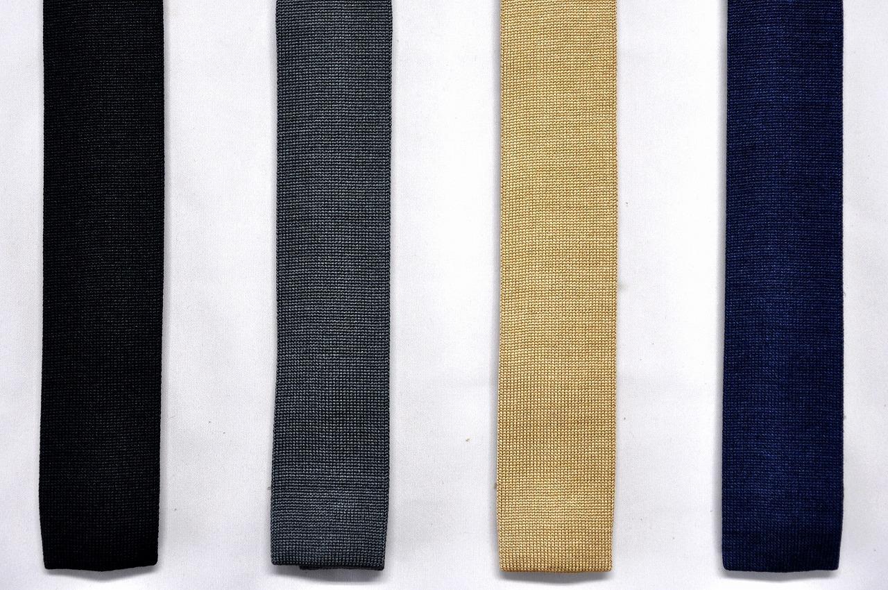 ALAN SMITHEE ニットタイ - Knit Tie - 416-4010-33 (AS30-001)