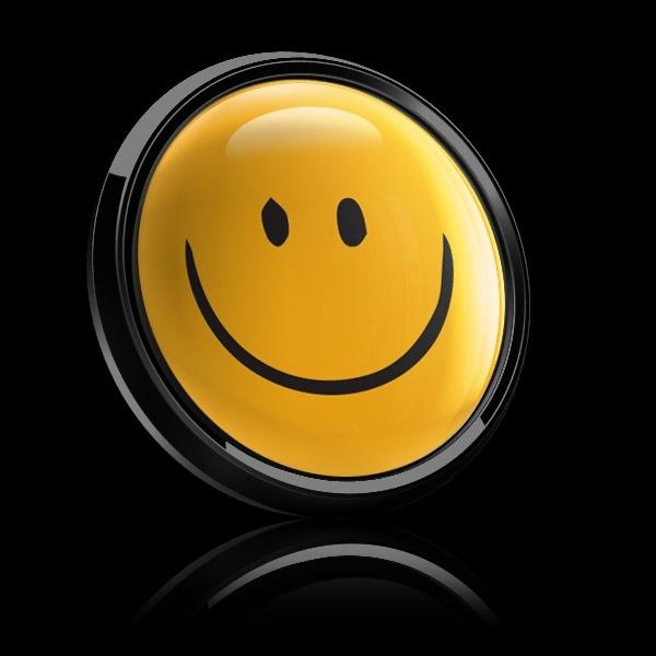 ゴーバッジ(ドーム)(CD1088 - EMOJI SMILE HAND DRAWING 2) - 画像4