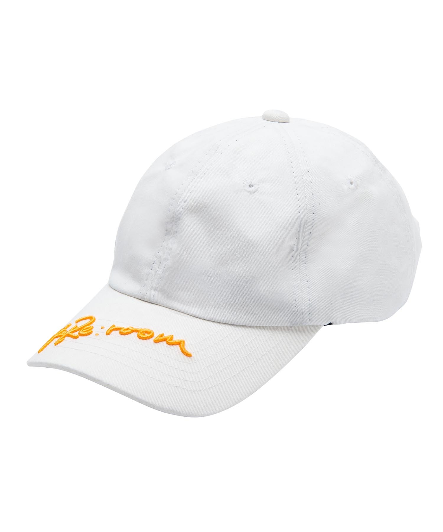 EMBROIDERY VISOR 3D LOGO TWILL CAP[REH090]