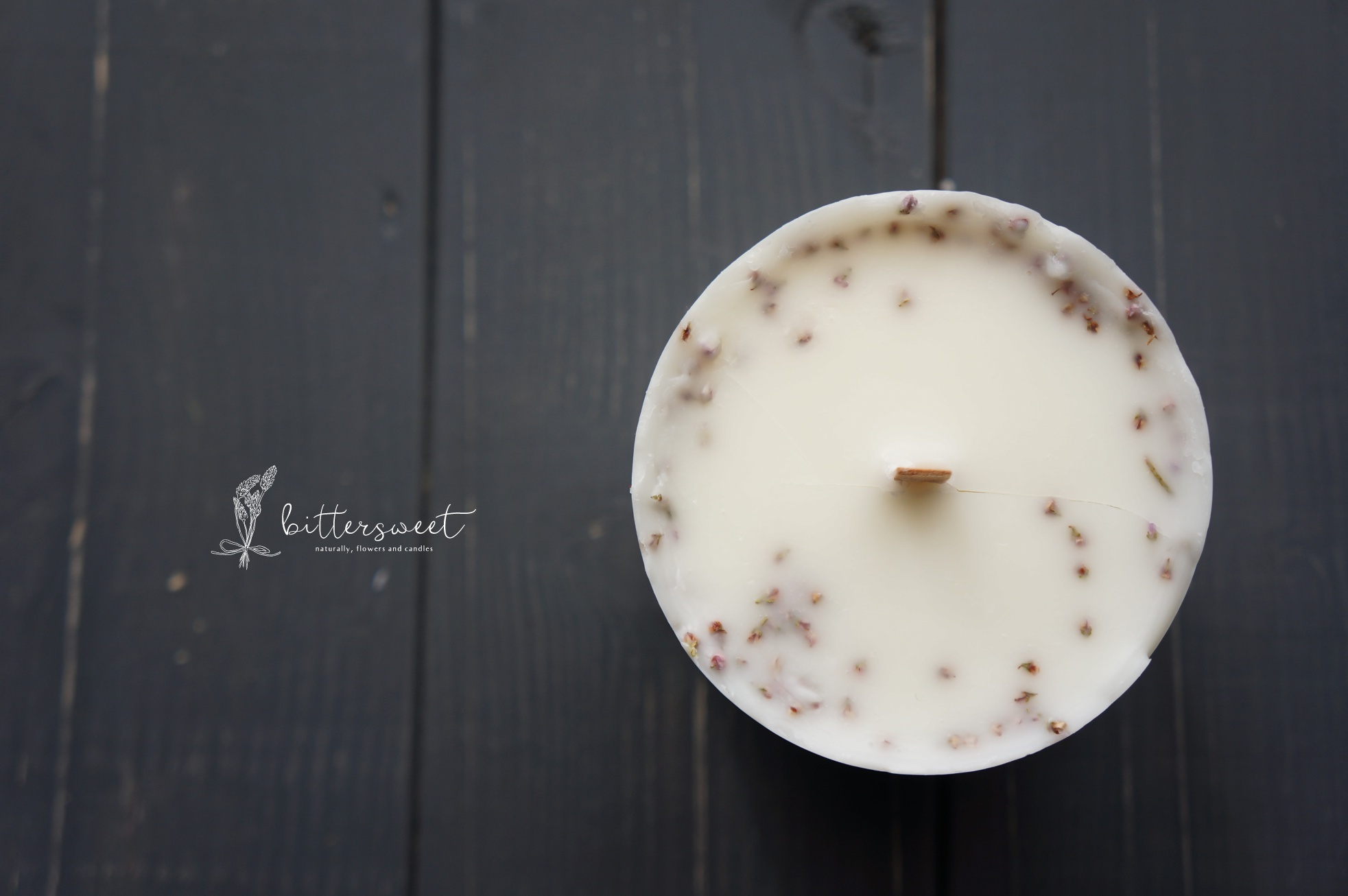 Botanical candle no.011