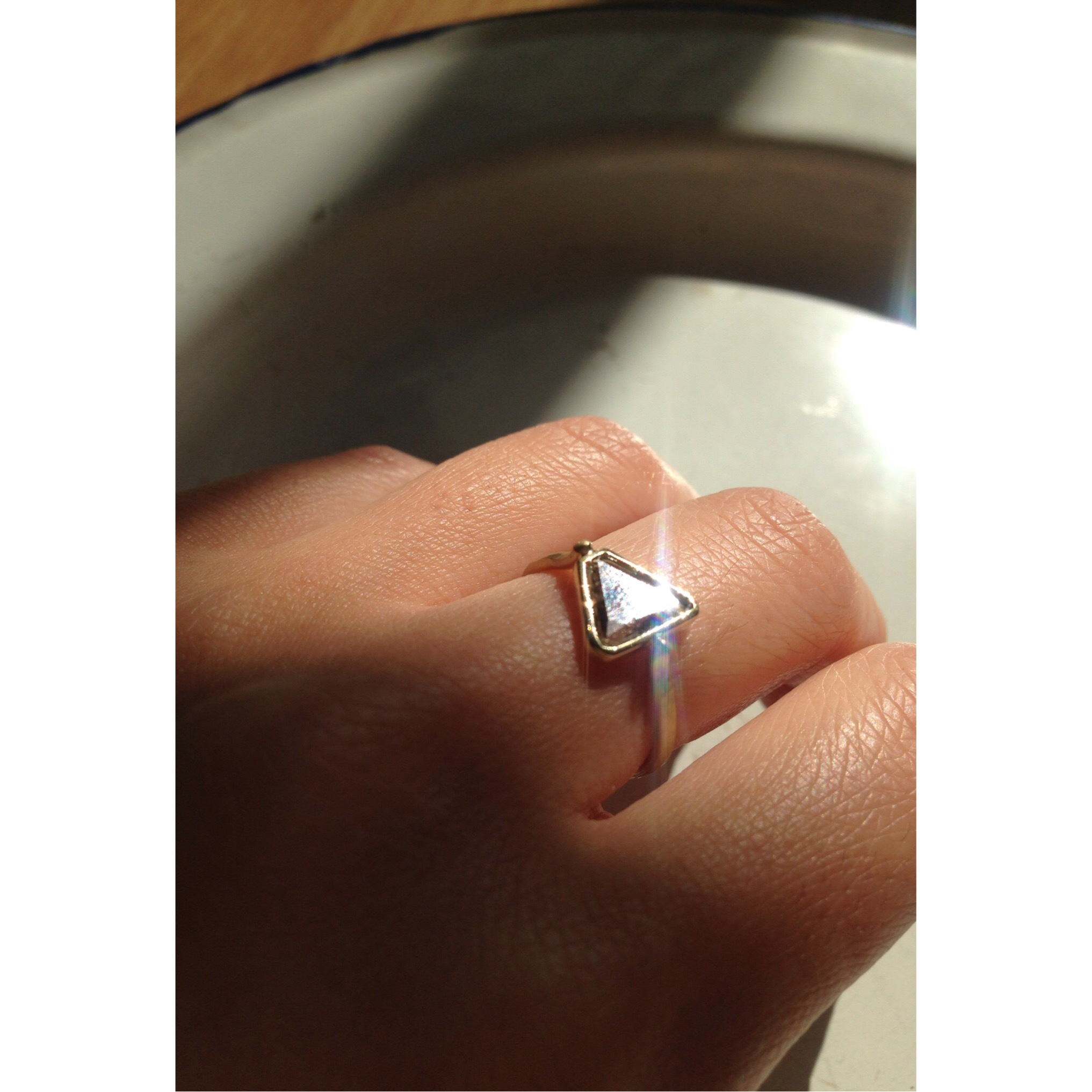 k18slice*diamond/ring