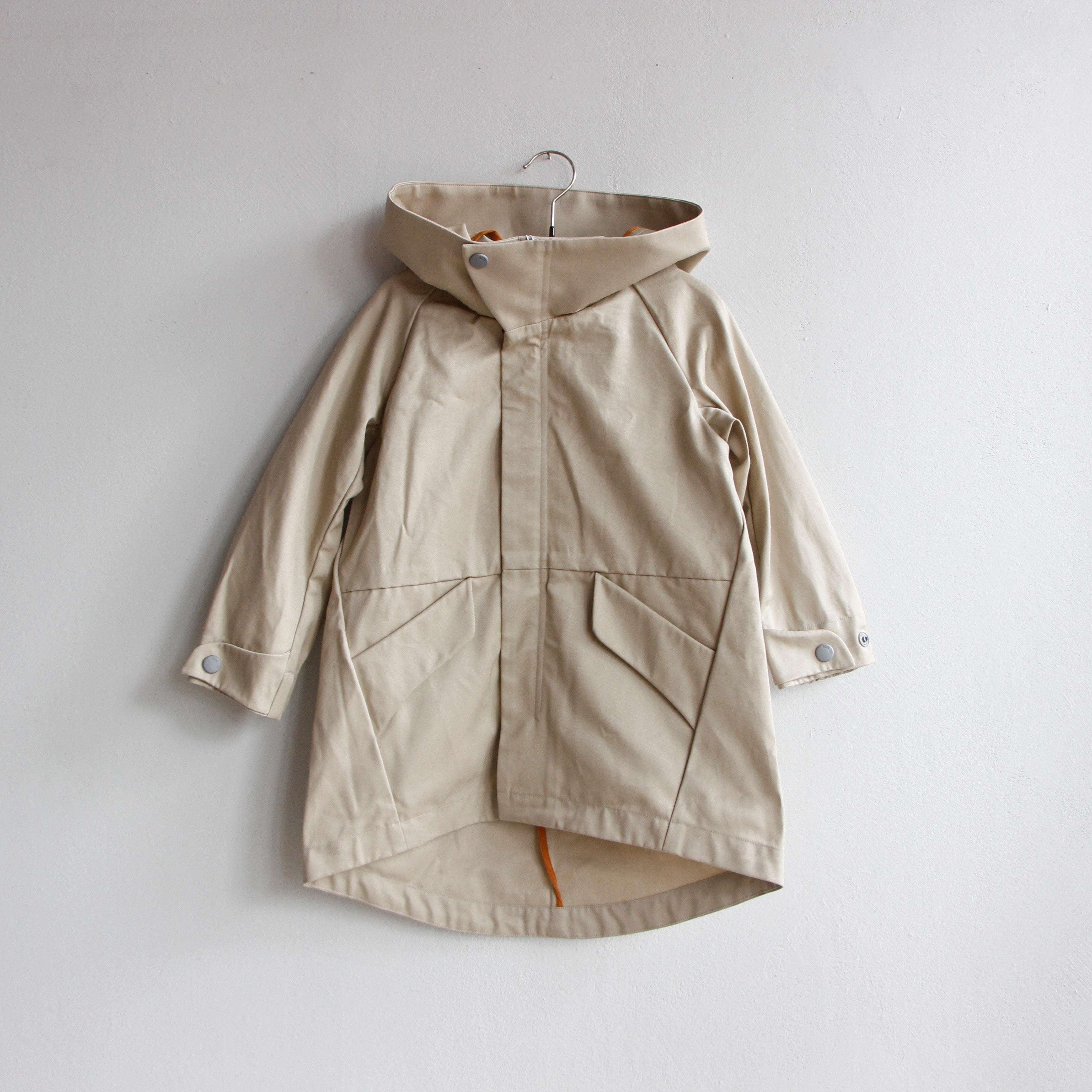 《MOUNTEN. 2020AW》ventile coat / sand