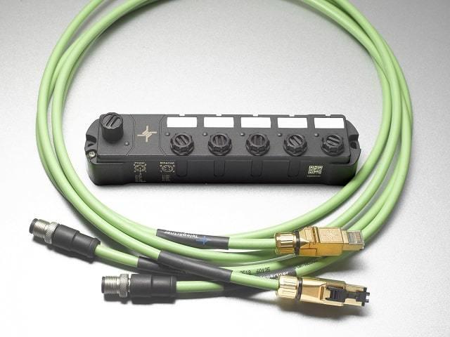 M12 Switch Magic セット(ネットワークオーディオ用ハブ):MA-M12-SET-MB