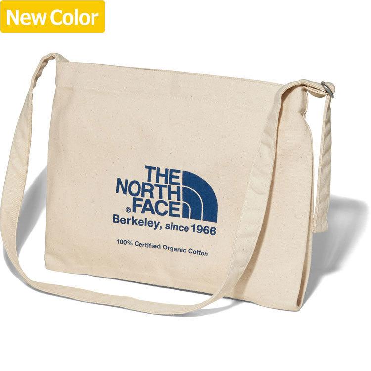 THE NORTH FACE (ザノースフェイス) ミュゼットバッグ (SO)ナチュラル×ソーダライトブルー NM81765