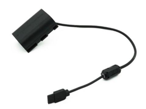 POWRIG社・RS-E6・RONIN-S 12V出力端子からCanon EOS 5D Markⅳ, EOS 80Dカメラへ供電するケーブル