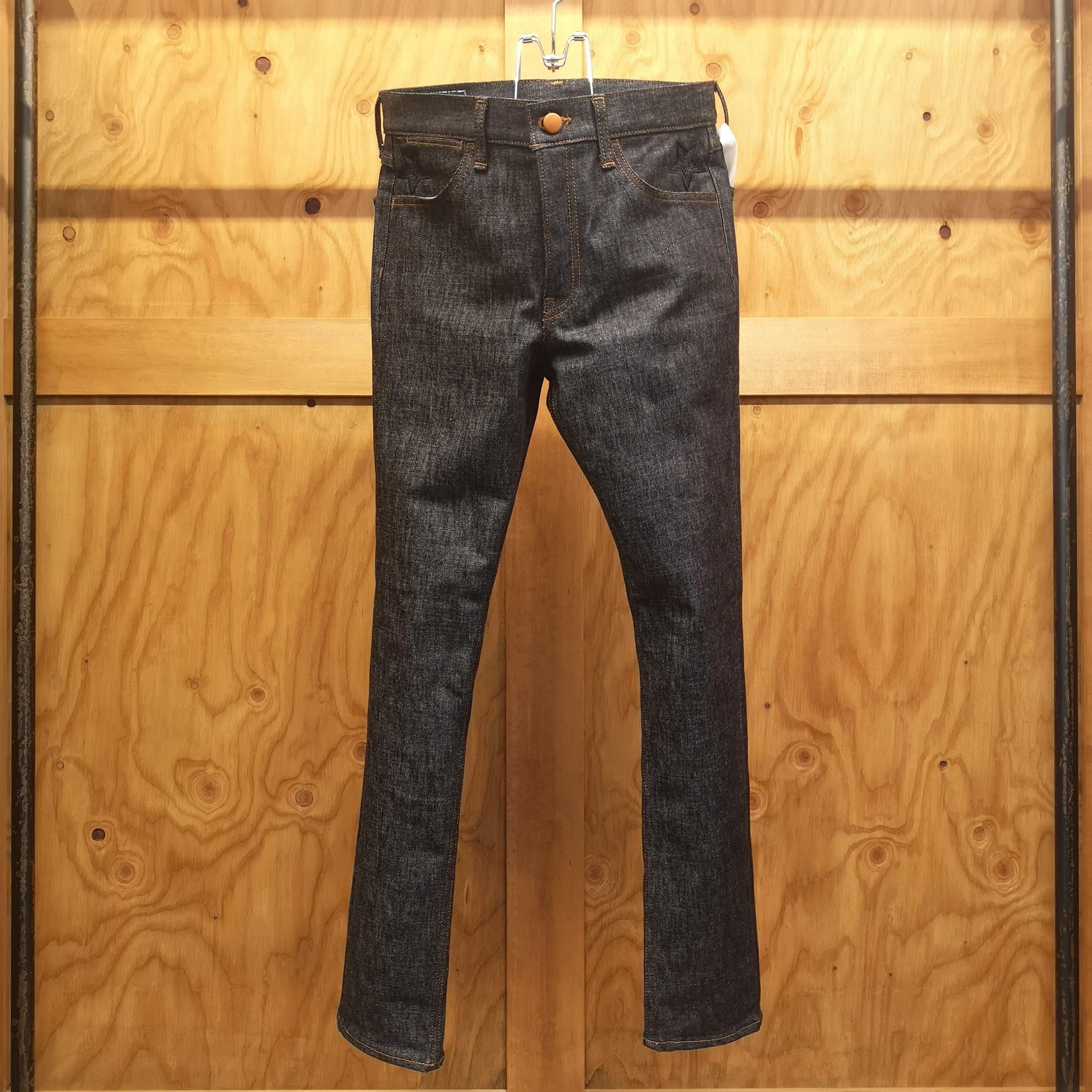 sd.0003AW18 : lone star basic skinny jean.