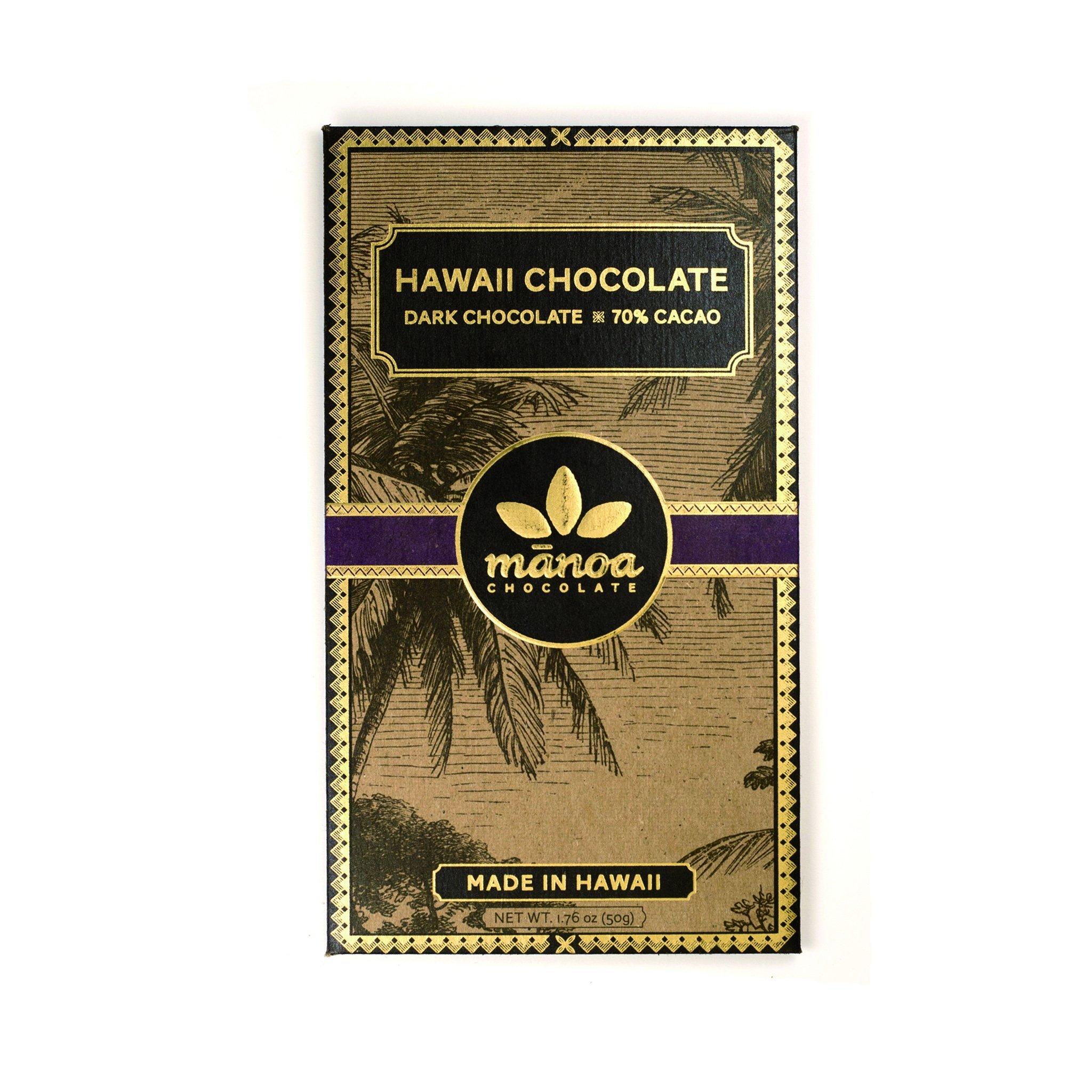 【manoa/マノア】 70%ハワイチョコレート ダーク