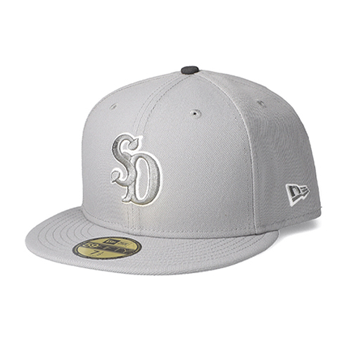 STANDARD CALIFORNIA #NEW ERA × SD 59Fifty Logo Cap