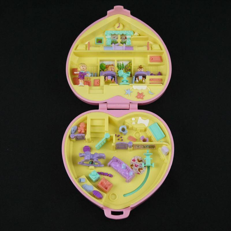ベビーのおもちゃがいっぱい 1994年 美品完品