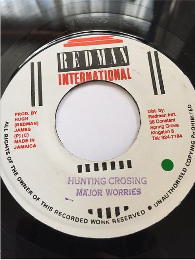 Major Worris(メジャーウォリーズ) - Hunting Crosing【7'】