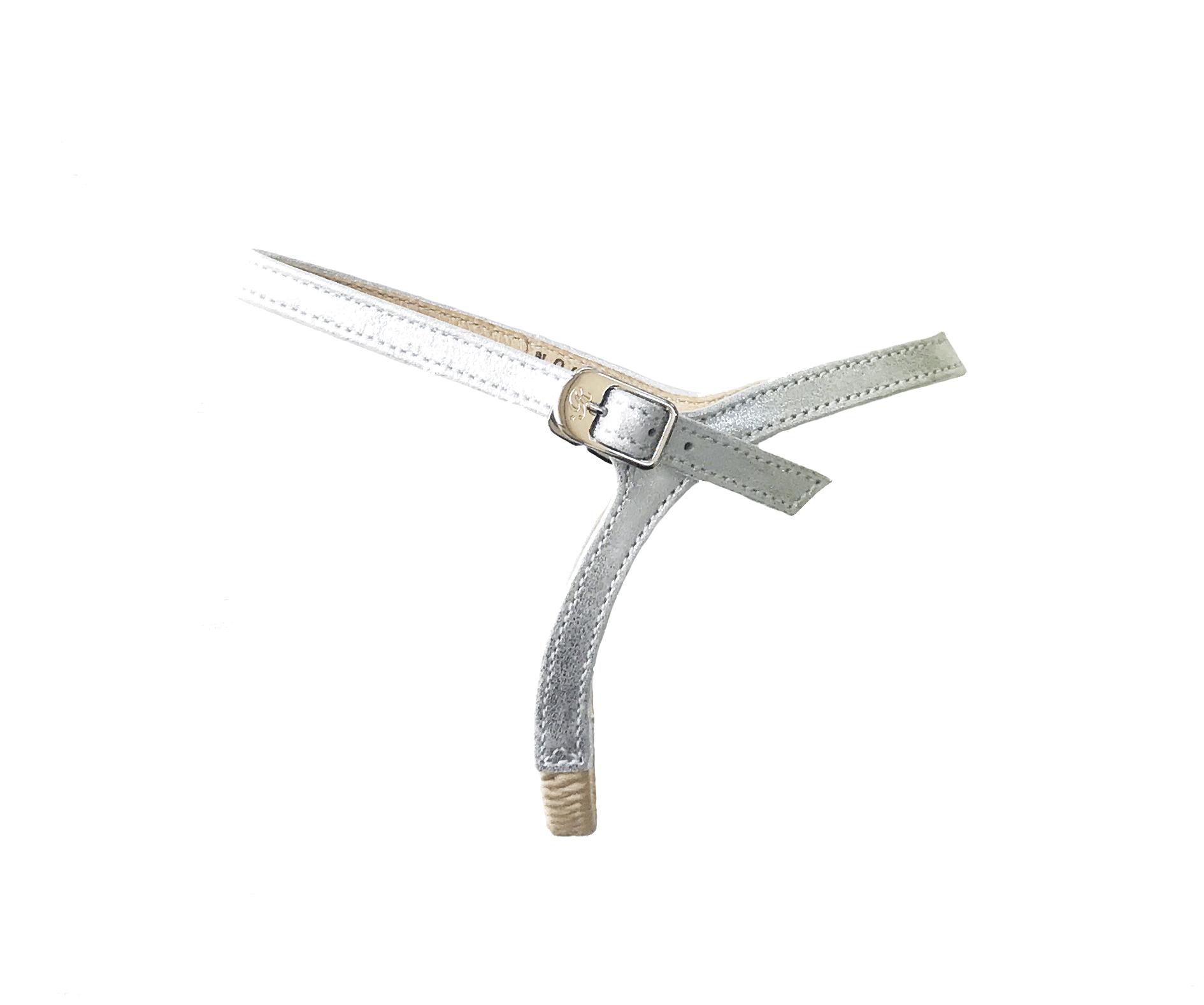 Type N003 シルバーレザー:シューループ