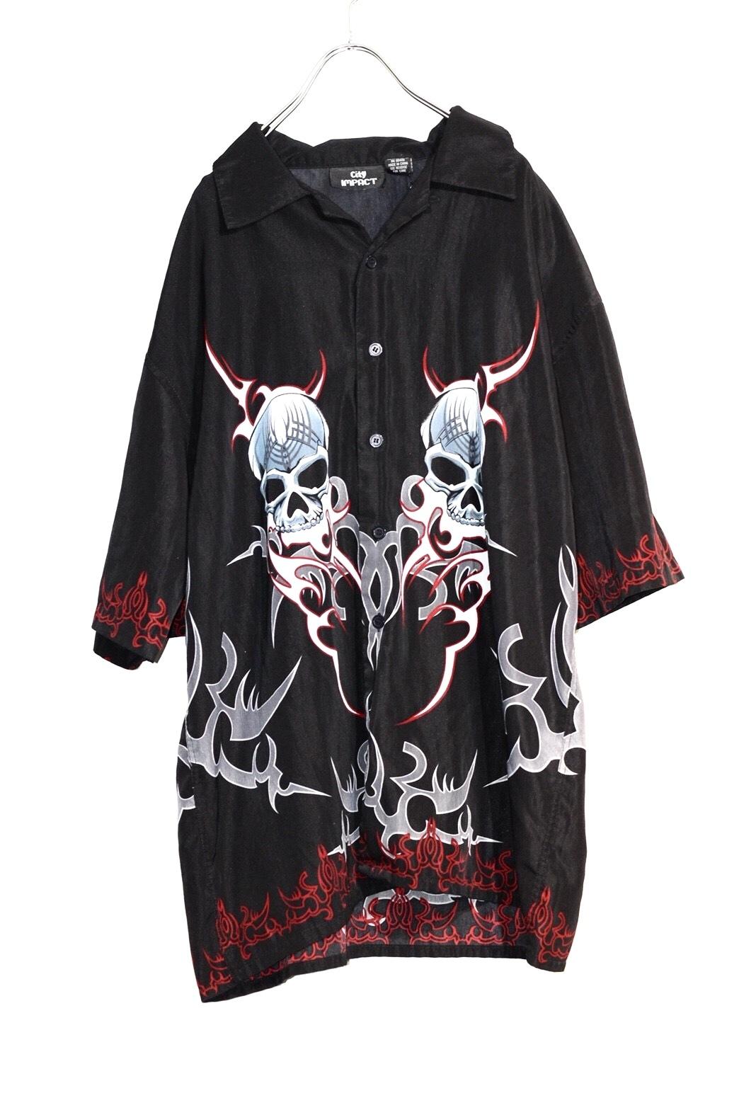 scull shirt