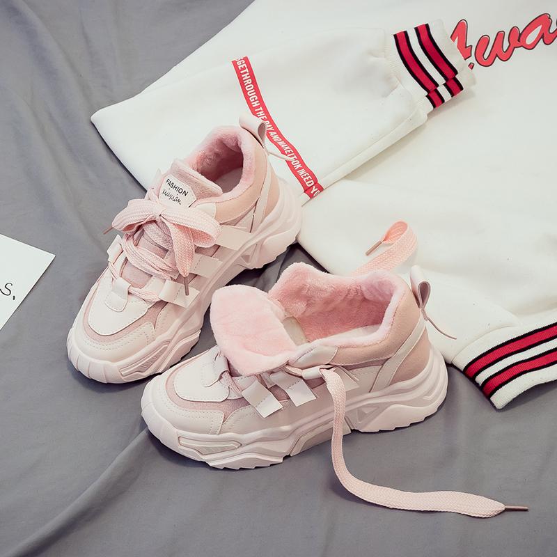厚底ダッドシューズ【platform dad shoes】