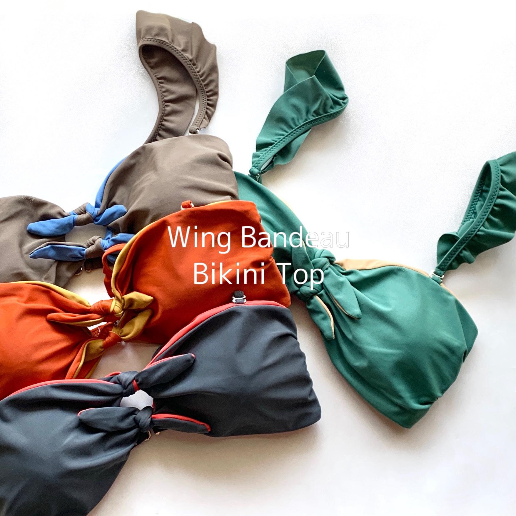Wing Bikini Top
