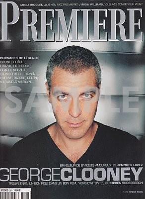 5006 PREMIERE(フランス版)261・1998年12月・雑誌