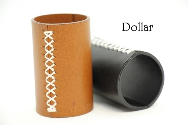 オリジナル革製シリンダー (ワンダラーサイズ)