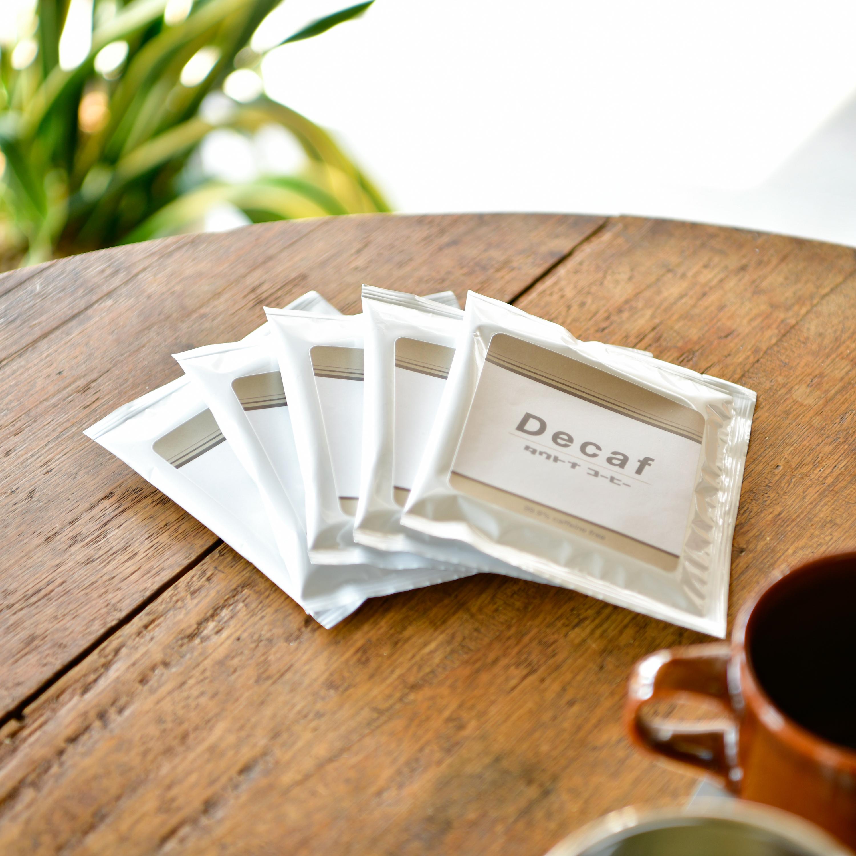 ドリップパック デカフェ ブラジル 5pack