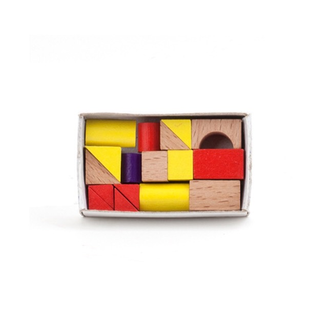 Mini Wood Puzzle