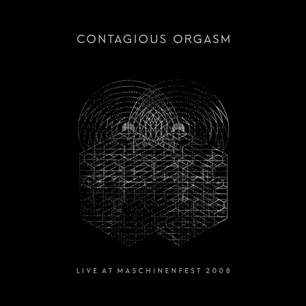 contagious orgasm - live at maschinenfest 2008. tape. - 画像1