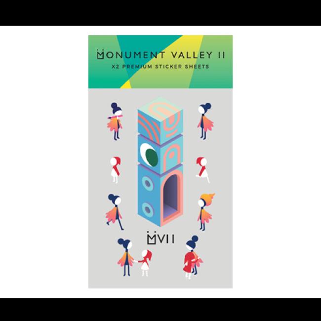 【Monument Valley 2(モニュメント・バレー 2)】ステッカーパック - 画像2