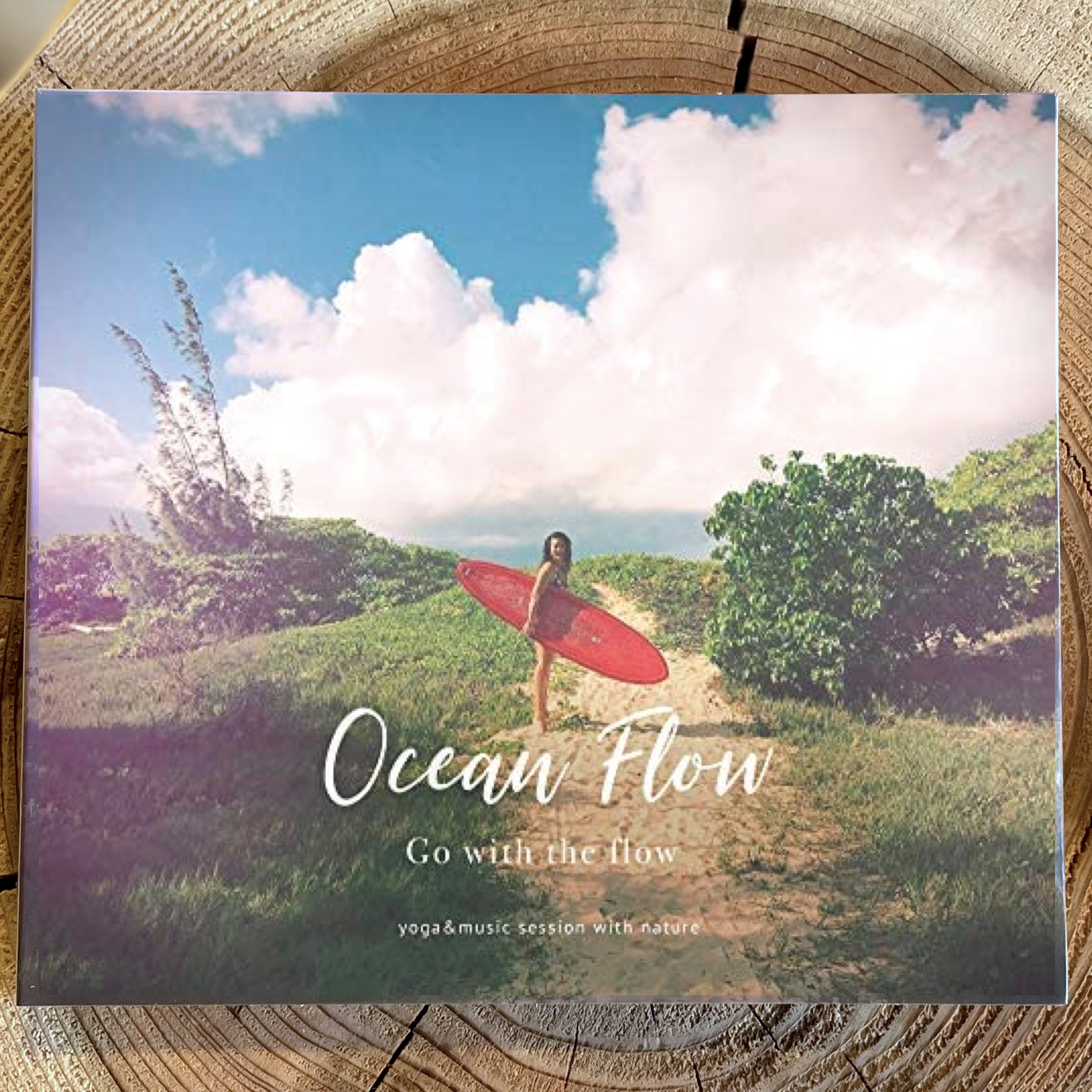 Ocean Flow - Go with the flow(CD)