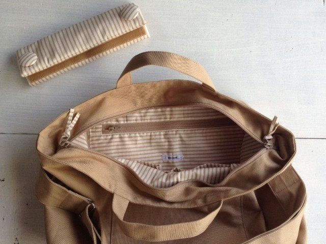 【受注製作】MARUMADO BAG | SANDBEIGE
