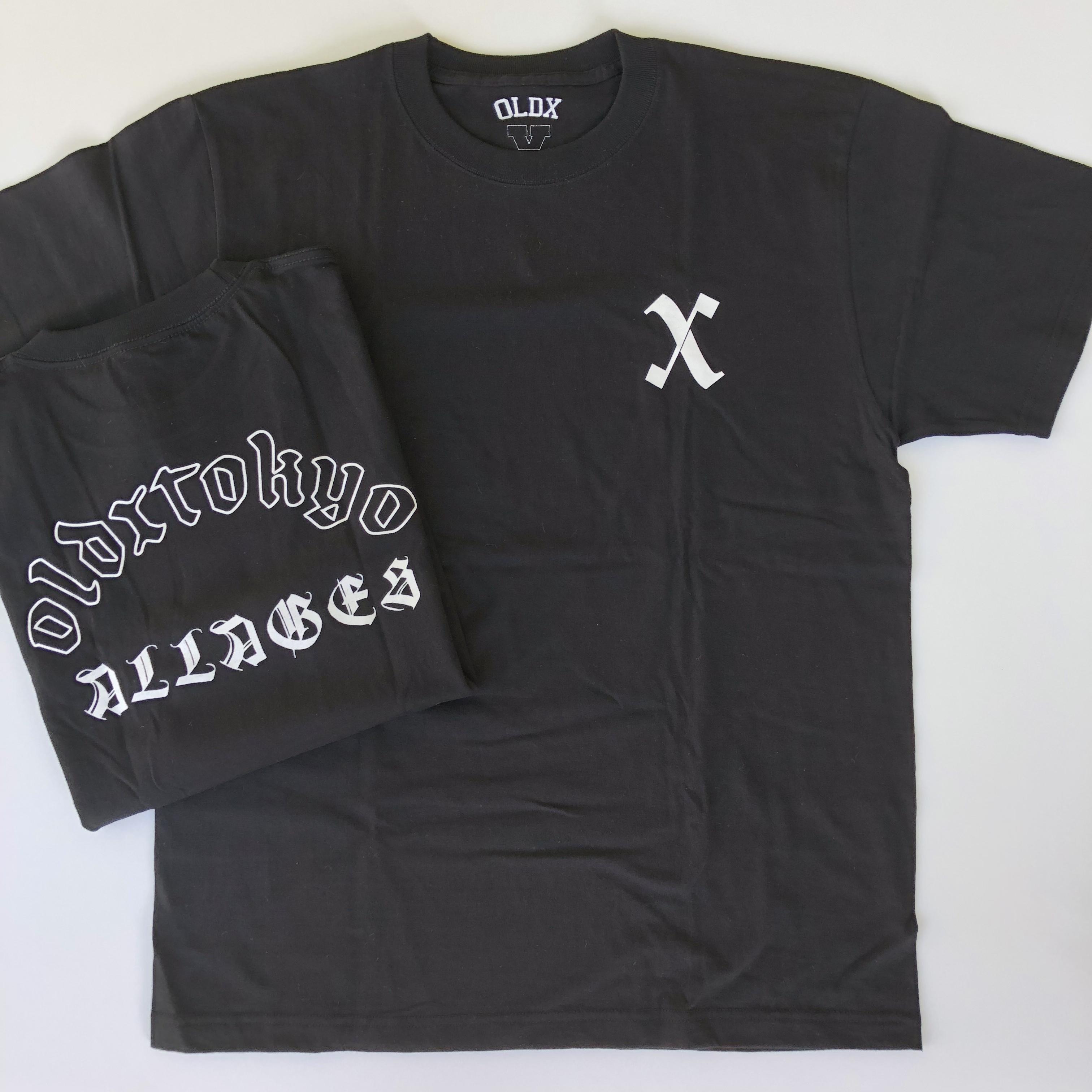 T.A T-shirts BLACK