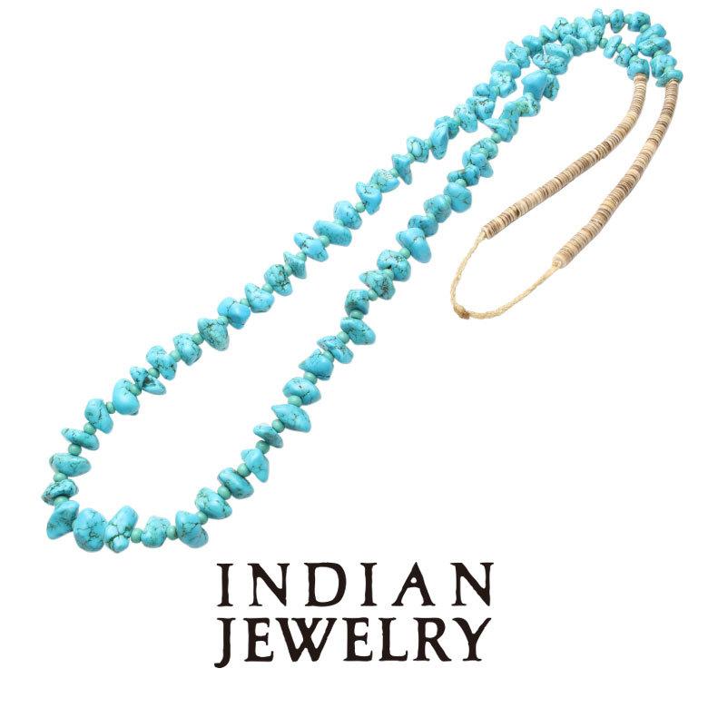 IndianJewelry KingmanTurquoiseNecklace