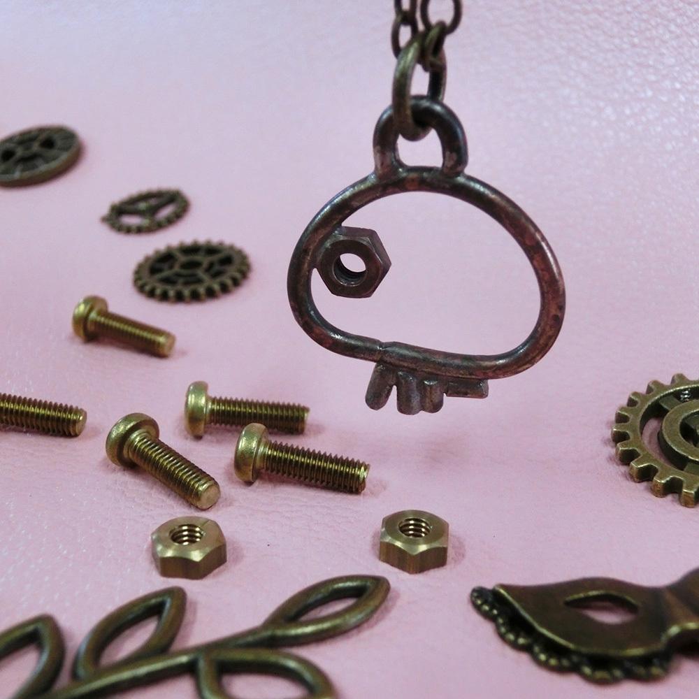【さかな】i    真鍮 ペンダントライト ※革紐やチェーンは付属いたしません #1109