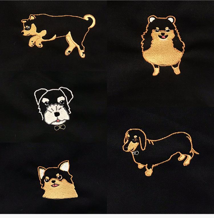 犬種が選べる♪トートバッグ