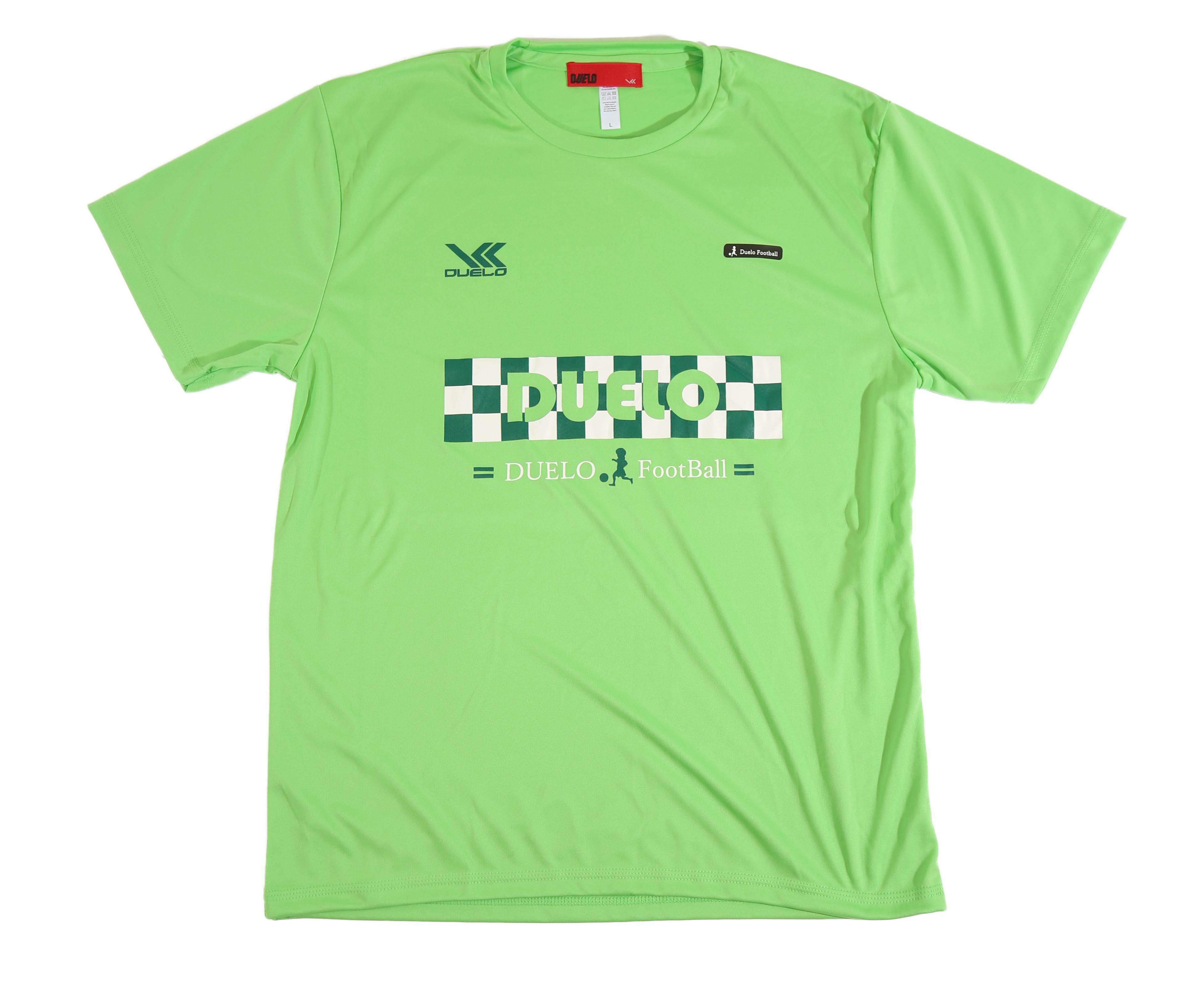 20014 S/S Practice Shirt L.GRN