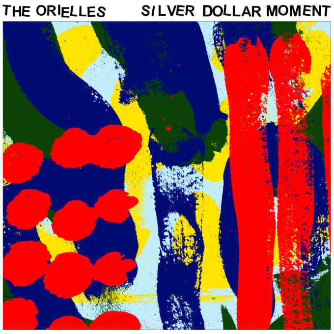 The Orielles / Silver Dollar Moment(Ltd LP)