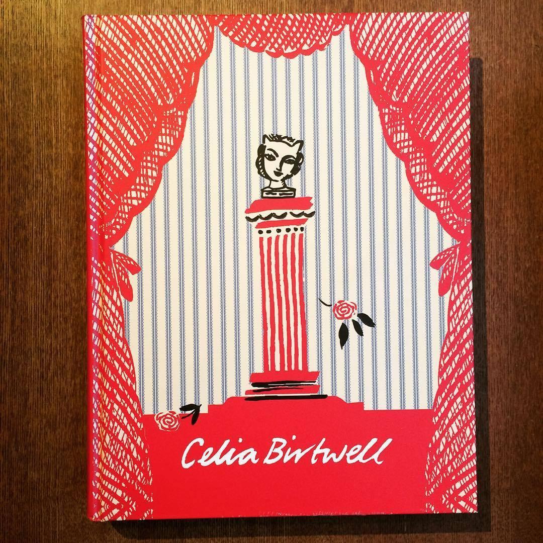 セリア・バートウェル作品集「Celia Birtwell」 - 画像1