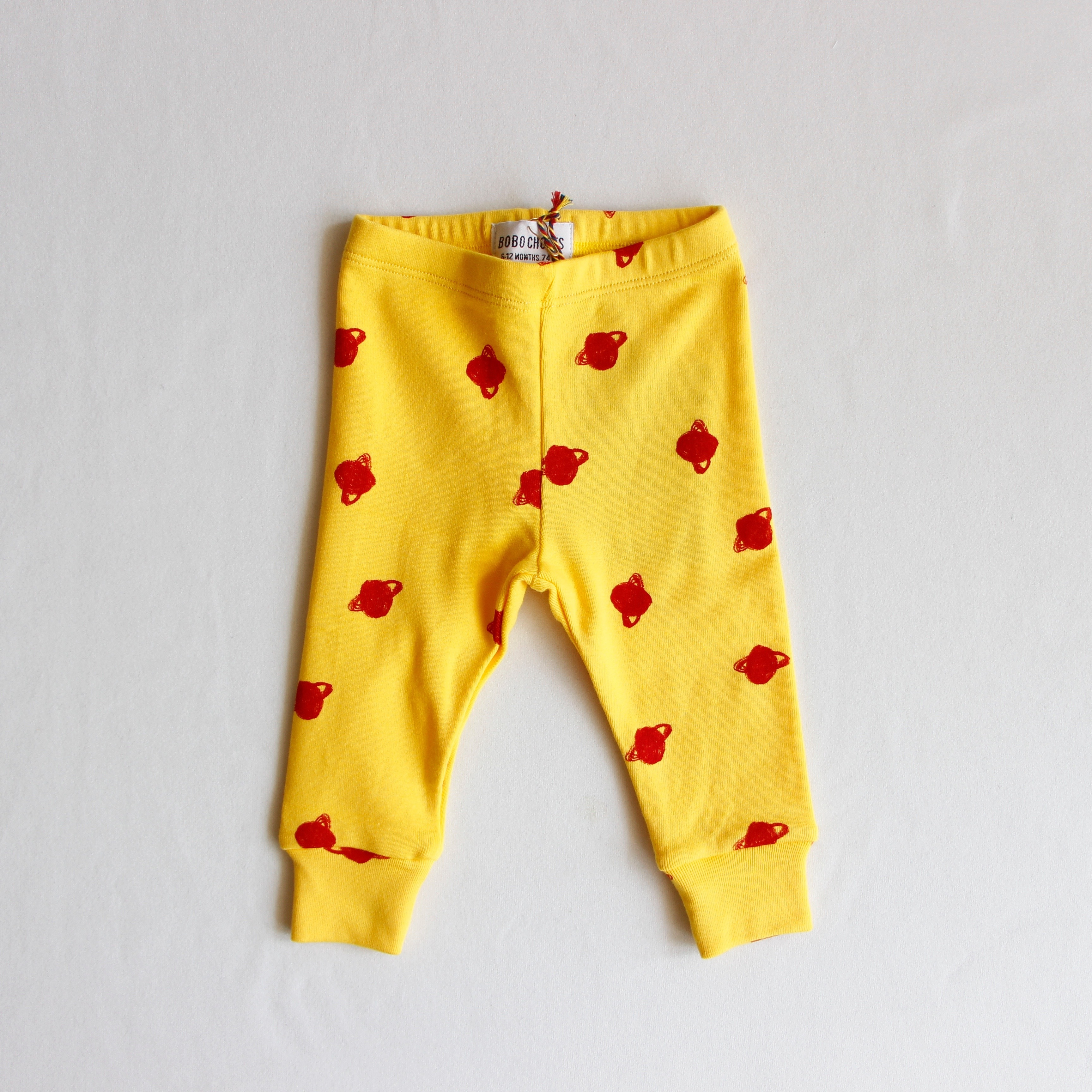 《BOBO CHOSES 2019AW》All Over Small Saturn leggings / 6-36M